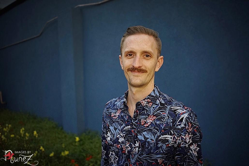 Scott Smiling