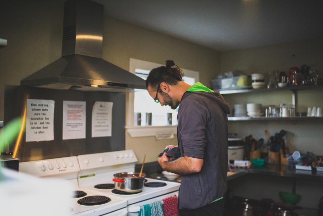 Jan Cooking