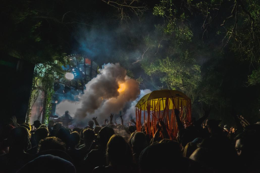 Concert Smoke