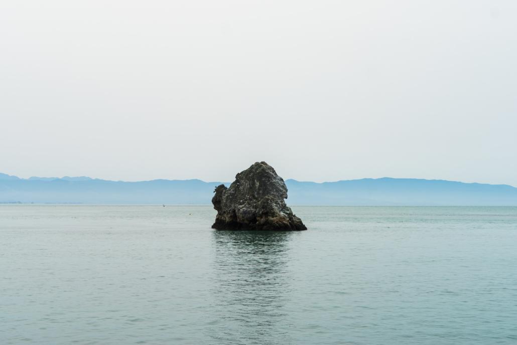 Rock Standing Still