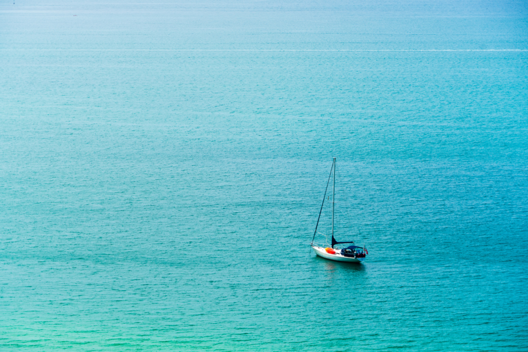 Sailboat in the Water
