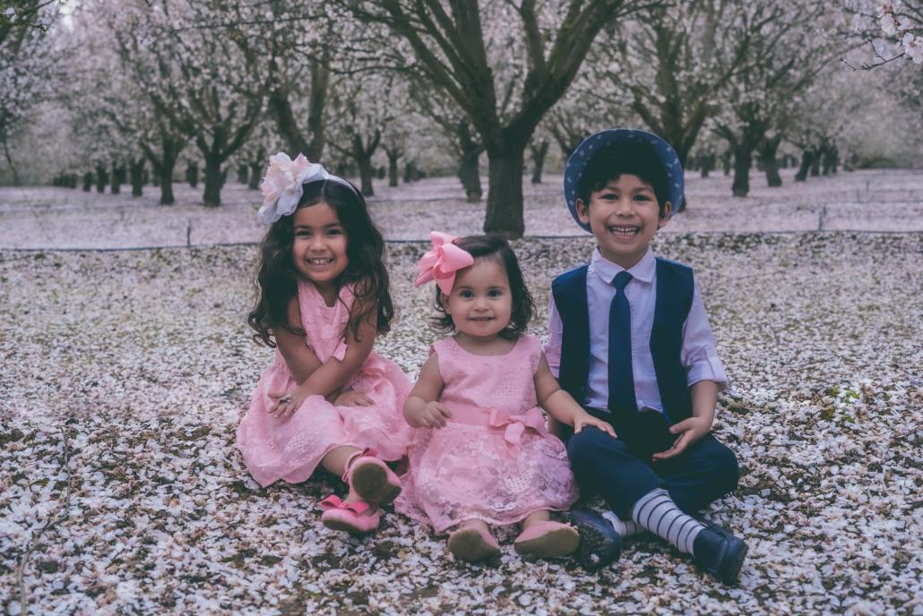 Chavez Children All Smiles