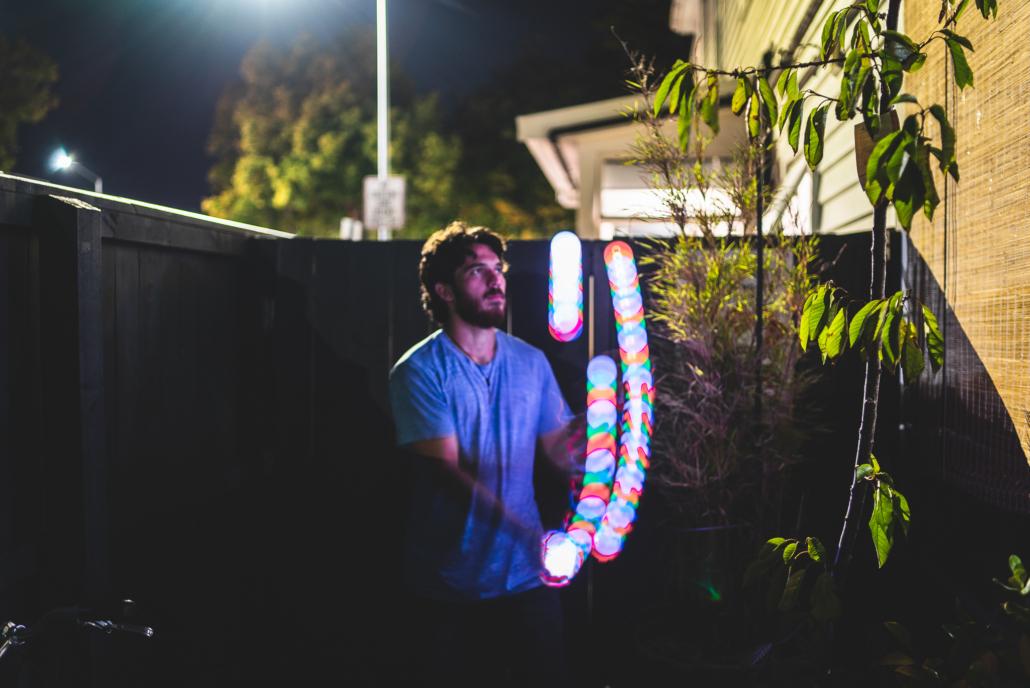 Oren Juggling